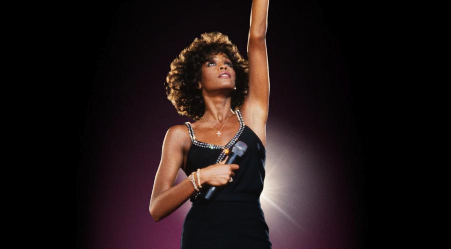 Pierwsza koncertowa płyta Whitney Houston
