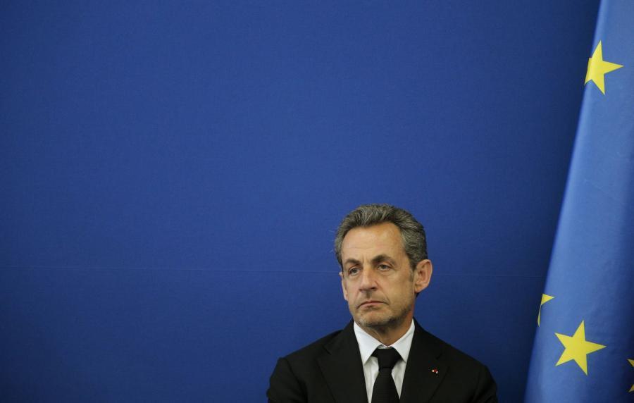 Nicolas Sarkozy, były prezydent Francji