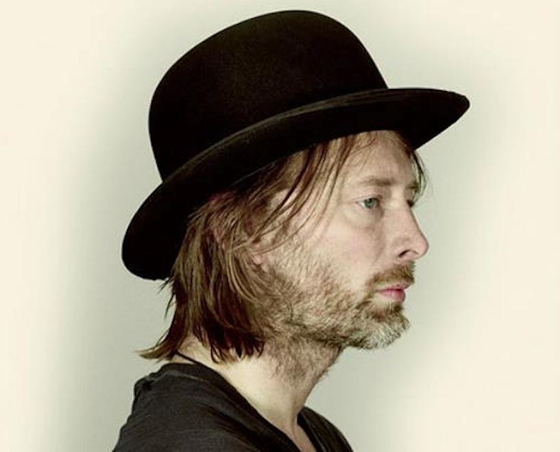 Thom Yorke z zaskoczenia...