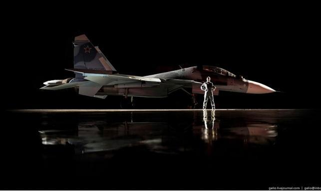 Tak powstaje Su-30. Zdjęcia z linii montażowej