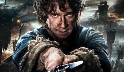 Martin Freeman jako Bilbo Baggings