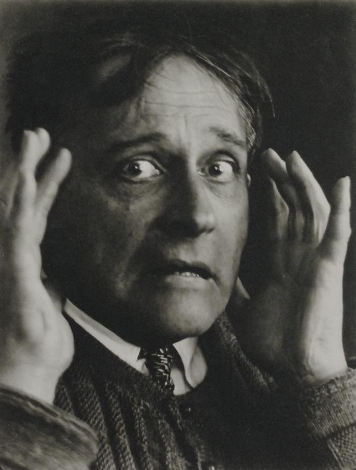 """Stanisław Ignacy Witkiewicz (Witkacy), """"Przerażenie wariata"""", 1931"""