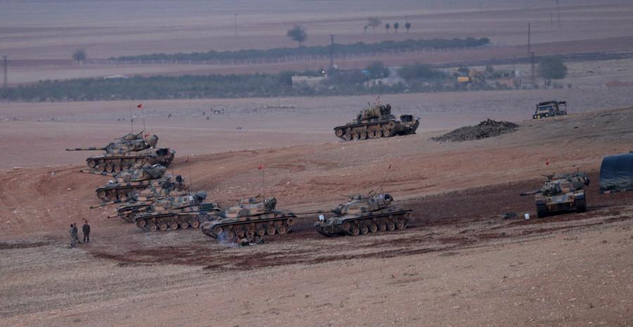 Tureckie czołgi