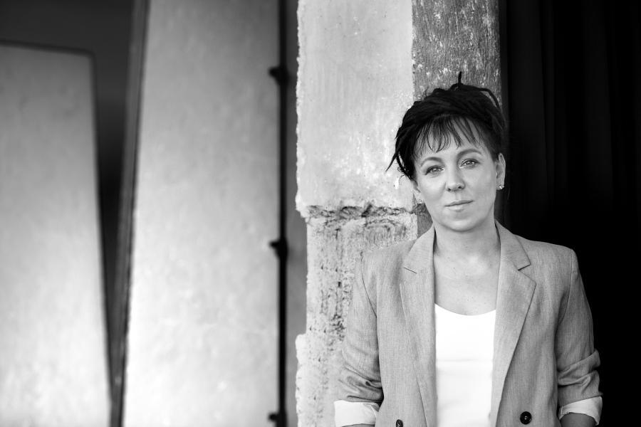 Olga Tokarczuk (Fot. Jacek Kołodziejski)