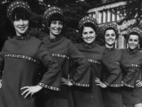 Filipinki –pierwszy polski, a może i europejski girlsband w historii [ZDJĘCIA]