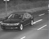 Skradziony volkswagen passat B8