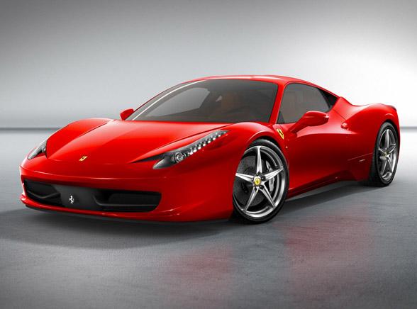 458 Italia - nowe Ferrari!