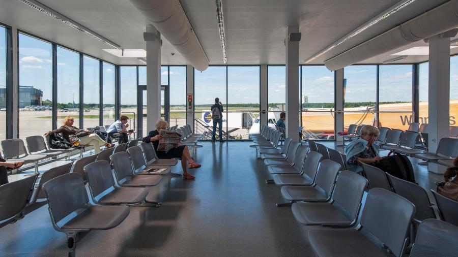 Lotnisko im. Vaclava Havla w Pradze otrzyma najnowocześniejsze skanery r