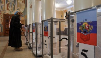Wybory u separatystów