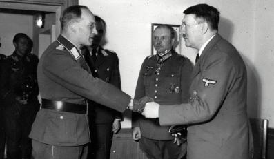 Rainer Stahel i Adolf Hitler (fot. Hermann Historica Munich)