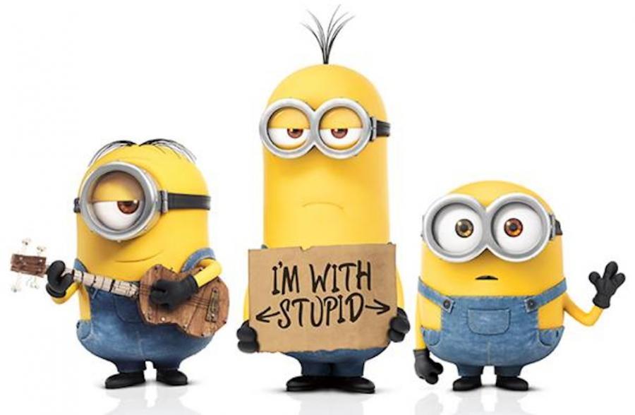 Minionki w kinach już w czerwcu 2015 roku