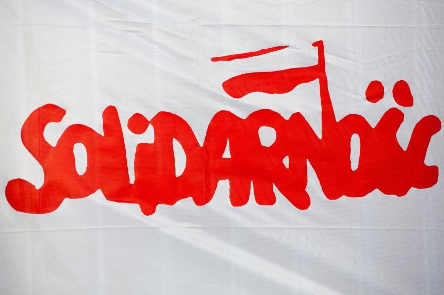 Flaga NSZZ \