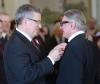Wręczenie odznaczeń państwowych w Pałacu Prezydenckim w Warszawie