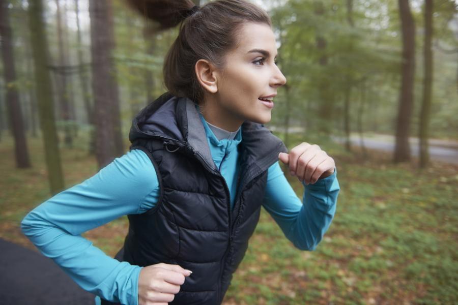 Zaplanowałaś wyjście na bieganie?