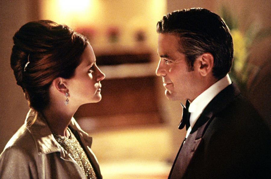 Julia Roberts i George Clooney w filmie \