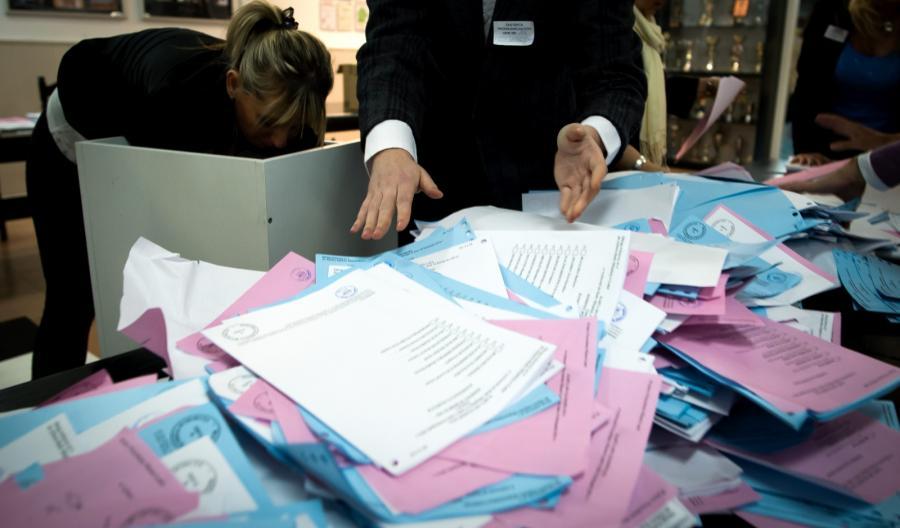 Liczenie głosów po wyborach samorządowych