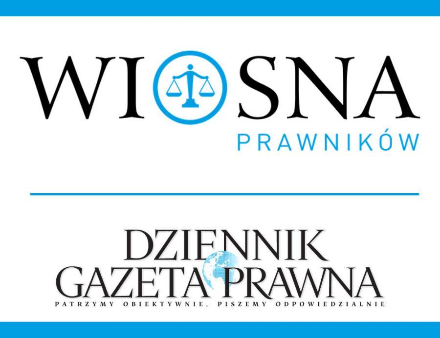 WIOSNA Prawników i Dziennika Gazety Prawnej