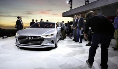 Tak wygląda nowa twarz Audi. Zobacz pierwsze zdjęcia i WIDEO