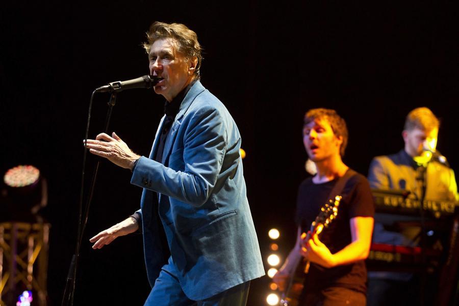 Bryan Ferry wciąż potrafi czarować romantycznym głosem