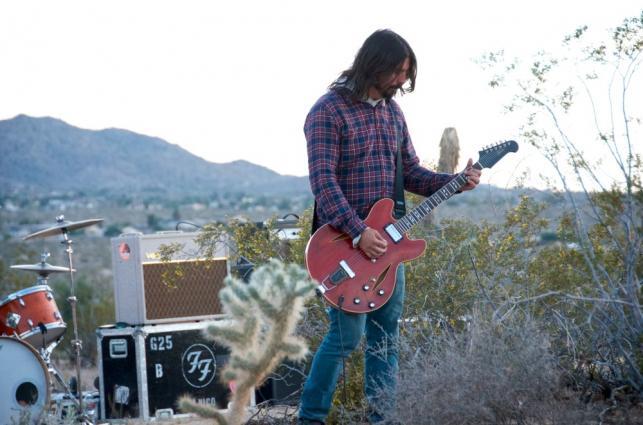 """""""Sonic Highways"""" – muzyczna mapa Ameryki według Foo Fighters"""