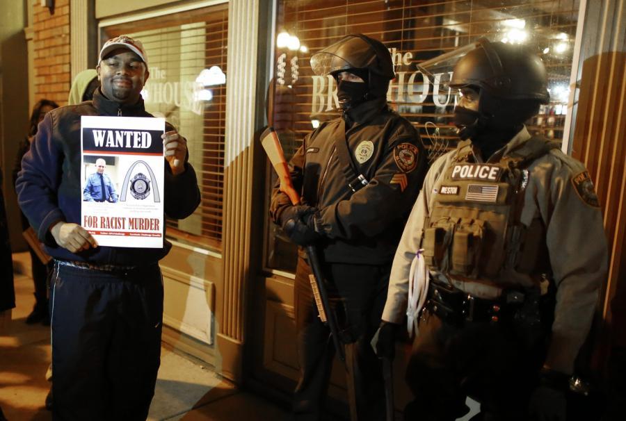 Zamieszki w Ferguson