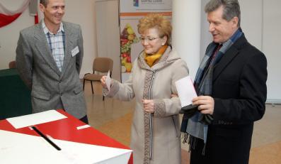 Jadwiga Małkowska, Czesław Jerzy Małkowski