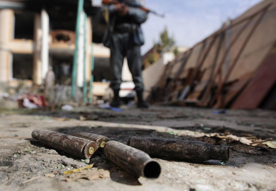 Kabul w Afganistanie