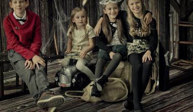 Kolekcja RESERVED Kids zima 2014