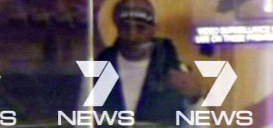 Terrorysta z kawiarni w Sydney