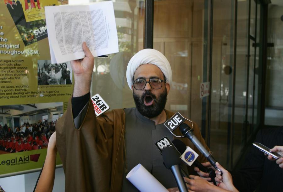 Man Haron Monis, terrorysta z Sydney