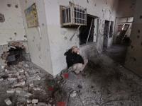 Wpuścili fotoreporterów do szkoły w Peszawarze. Tutaj rozegrał się dramat. ZDJĘCIA