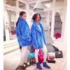 Rihanna z przyjaciółką Melissą Forde