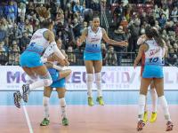 Piękne siatkarki z Brazylii wygrały Top Volley International. ZDJĘCIA