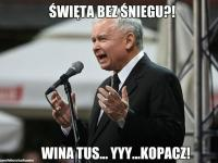 Dylematy Kaczyńskiego - wina Tuska czy Kopacz? MEMY DNIA