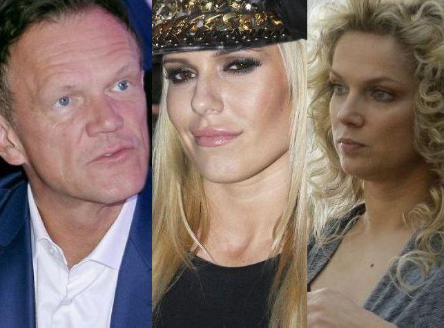 Cezary Pazura, Doda, Joanna Liszowska