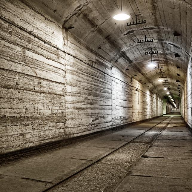 Obiekt 825 GTS, czyli podziemna sowiecka baza Bałakława w Sewastopolu