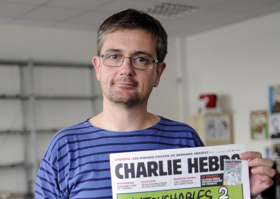 Strzelanina w siedzibie tygodnika Charlie Hebdo