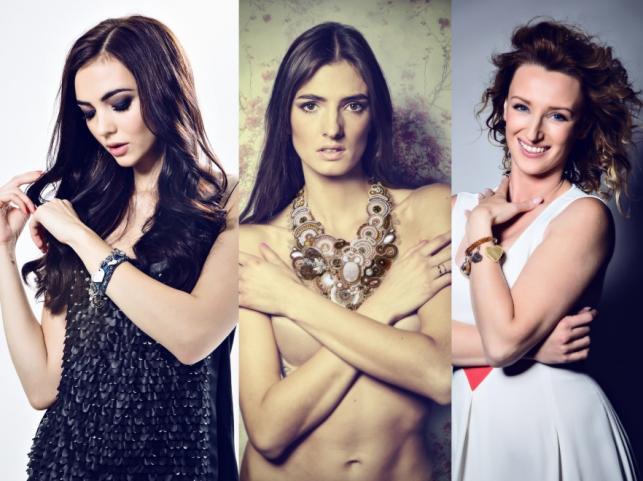 """Gwiazdy w sesji zdjęciowej """"Biżuteria dla WOŚP"""""""
