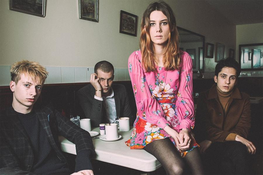"12. Wolf Alice: ""You're a Germ"""