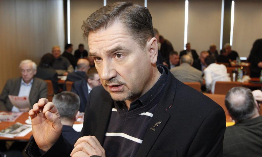 Przewodniczący NSZZ \