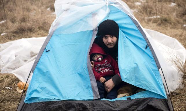 Tak się przemyca uchodźców do UE. FOTOREPORTAŻ z unijnej granicy