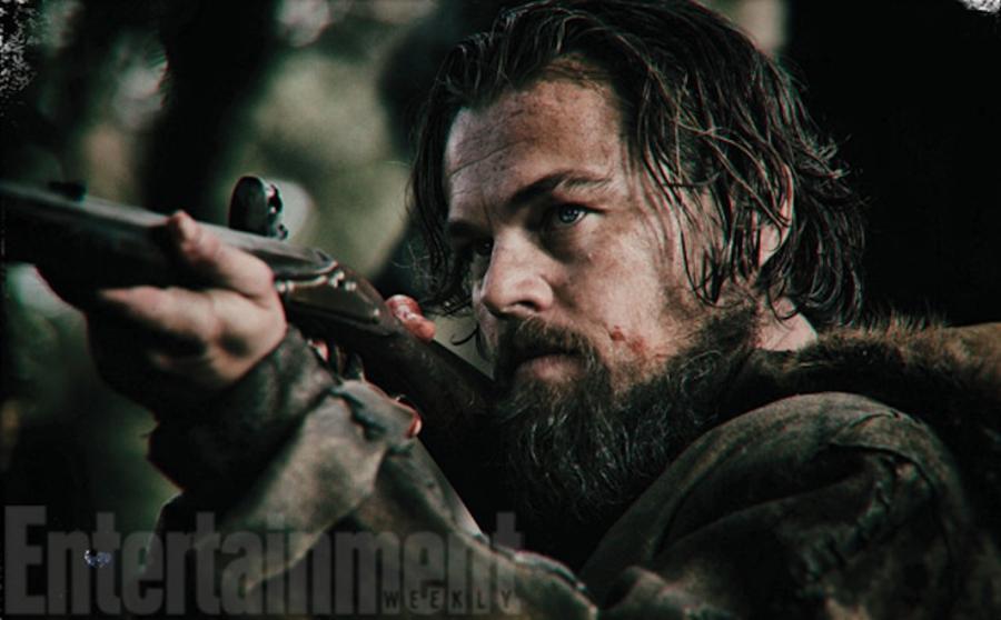 Leonardo DiCaprio porzucony w lesie