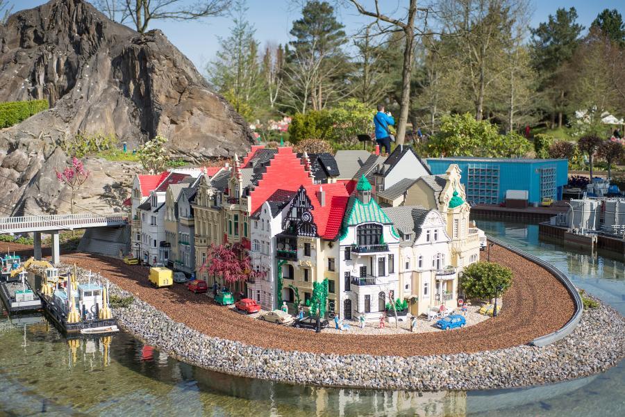Legoland, Billund, Dania