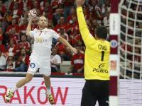 MŚ piłkarzy ręcznych: Duńczycy dali lekcję Polakom. Teraz zagramy ze Szwecją. ZDJĘCIA