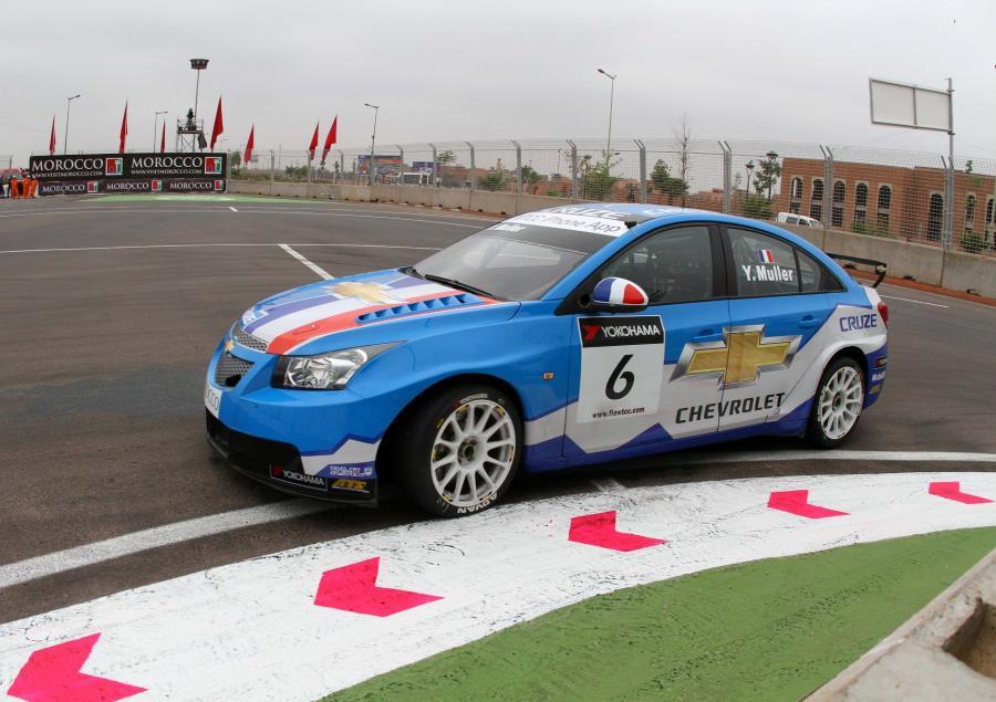Chevrolet lepszy od BMW i ściga Seata