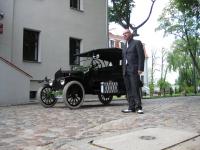 Niemal 100-letni ford model T z Koszalina na sprzedaż. Cena ścina z nóg! ZOBACZ ZDJĘCIA