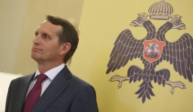 Siergiej Naryszkin