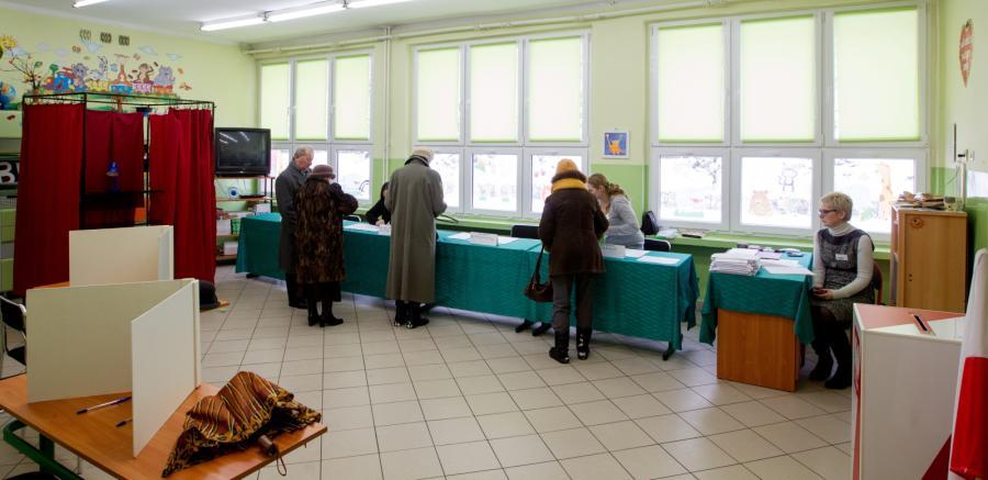 Wybory uzupełniające na Śląsku