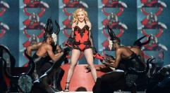 Madonna upadła na głowę