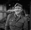 Początkowo kapral, a potem plutonowy Franek Wichura, którego grał Witold Pyrkosz